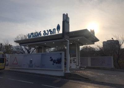 avtomobil kompressor stansiyaları üçün yeganə doğru seçimdir(CNG)!